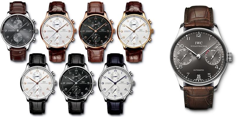 c7e7e524eb4 Buy swiss replica IWC Portuguese Chronograph movement watches online ...